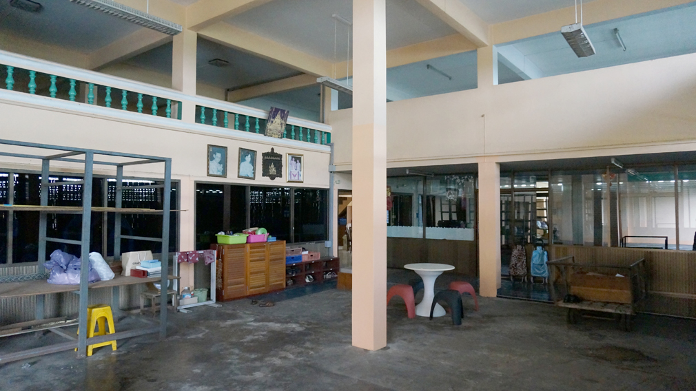 Factory and Warehouse with office building for Rent / Sale